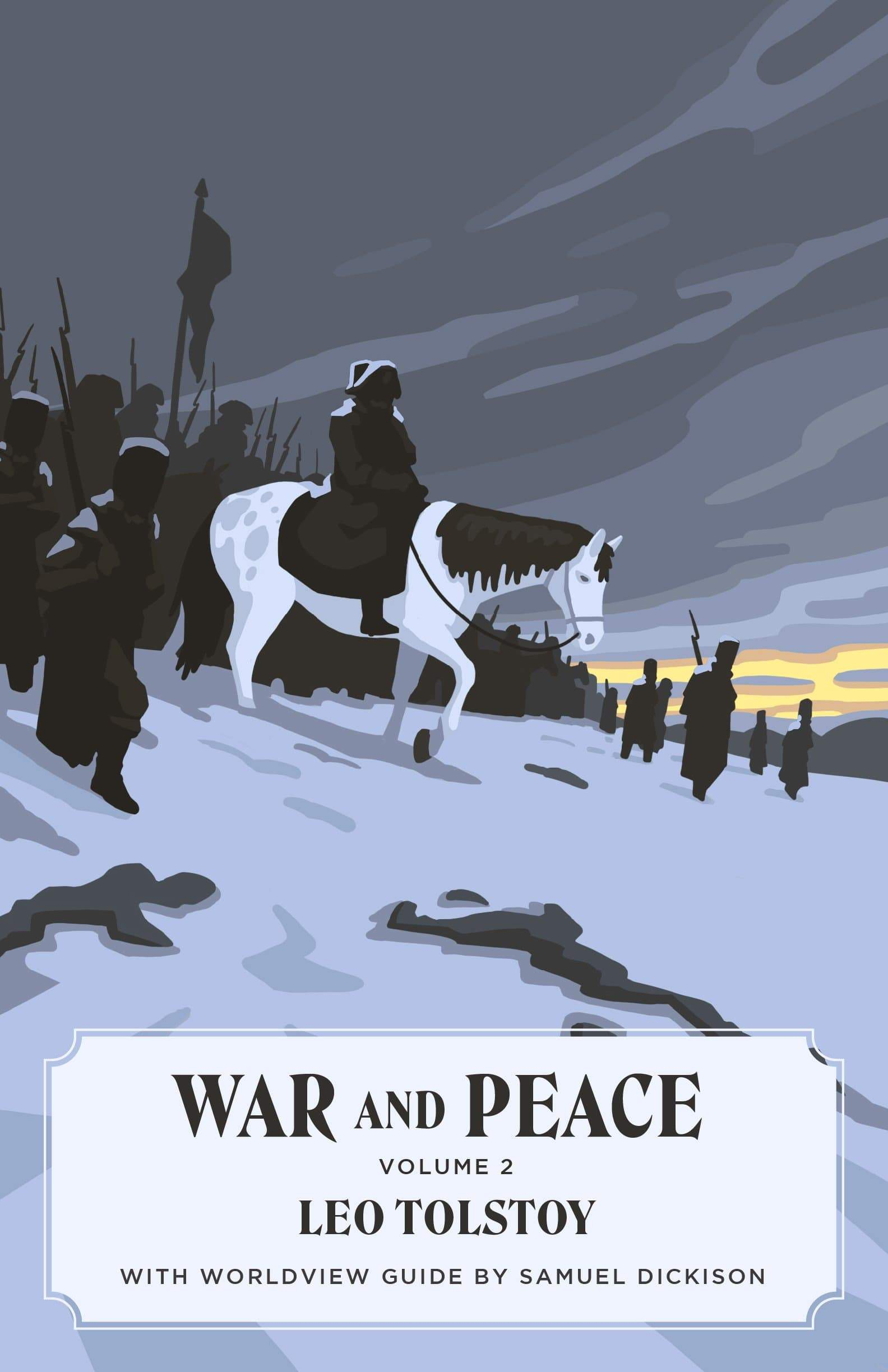 War and Peace, Vol. 2 (Worldview Edition)
