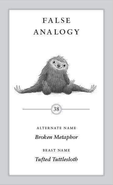 The Amazing Dr. Ransom's Bestiary of Adorable Fallacies