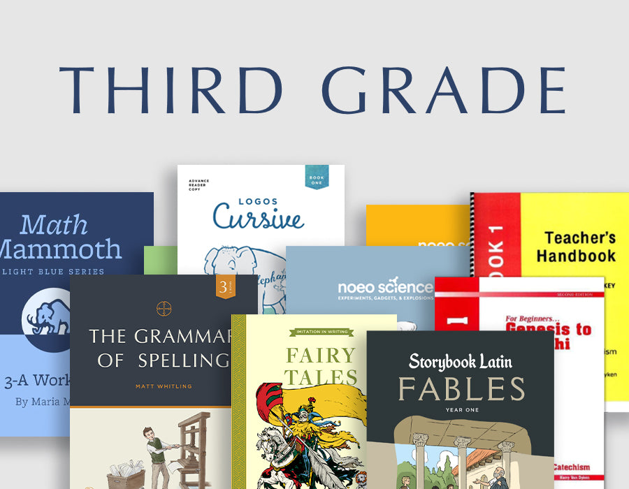 Third Grade Bundle