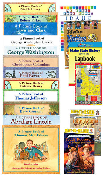2nd Grade History & Geography Package