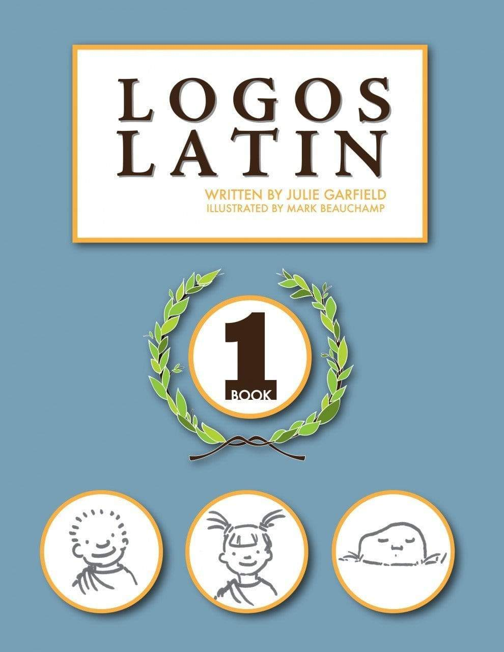 Logos Latin 1 Student Workbook
