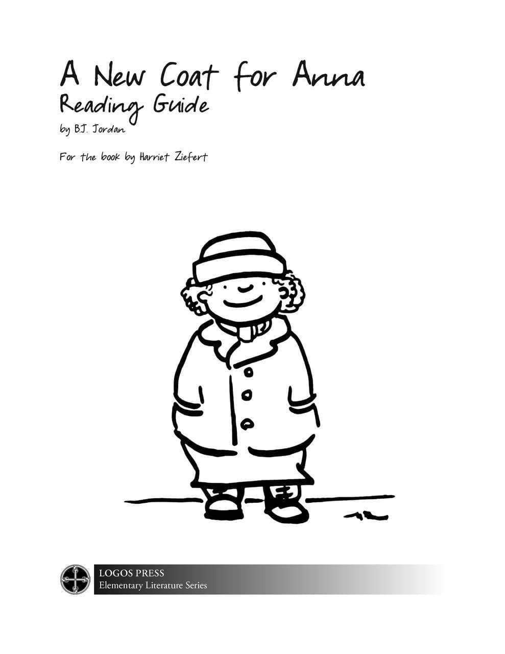 A New Coat for Anna – Reading Guide (Download)