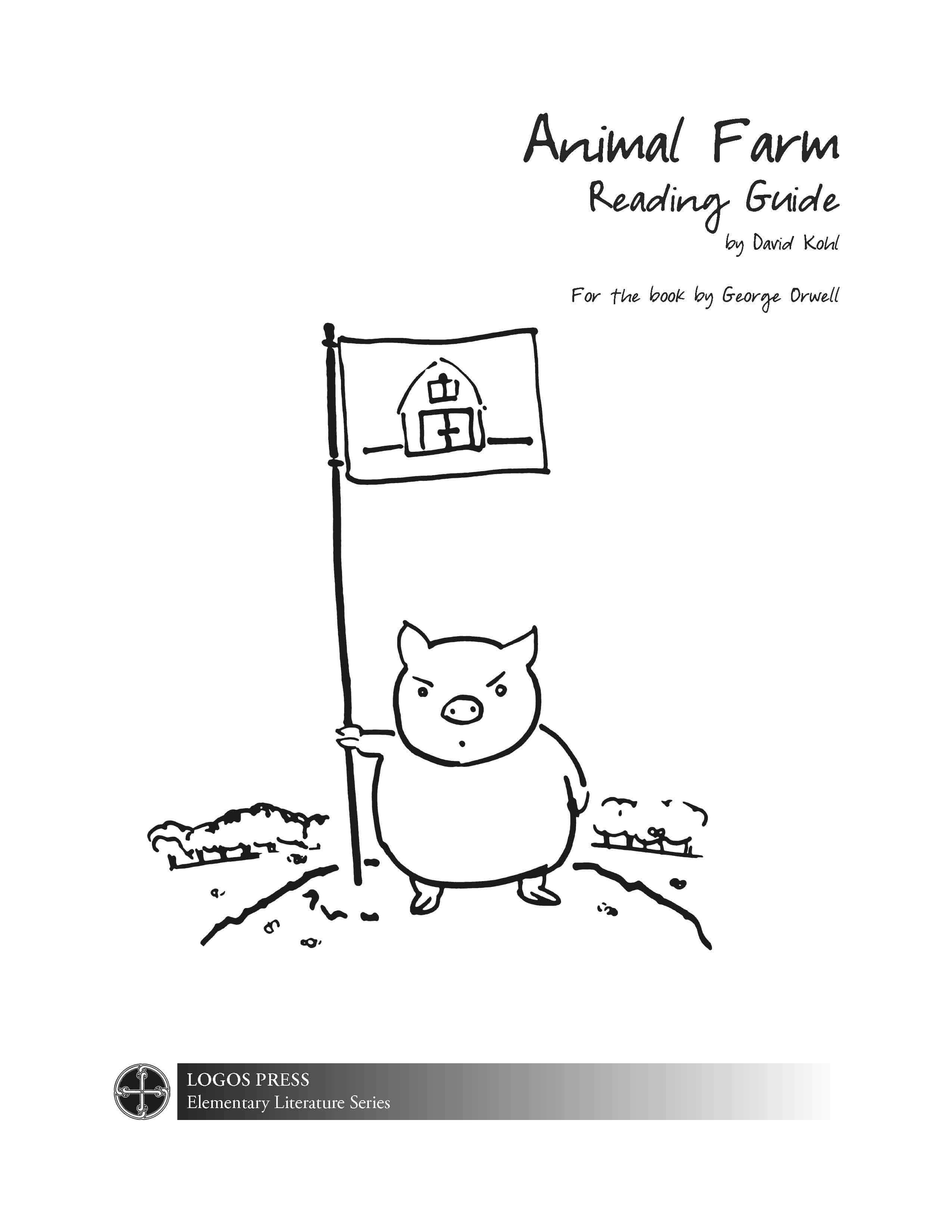 Animal Farm – Reading Guide (Download)