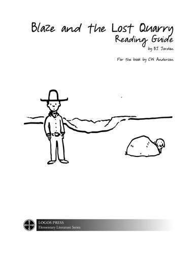 Blaze and the Lost Quarry – Reading Guide (Download)