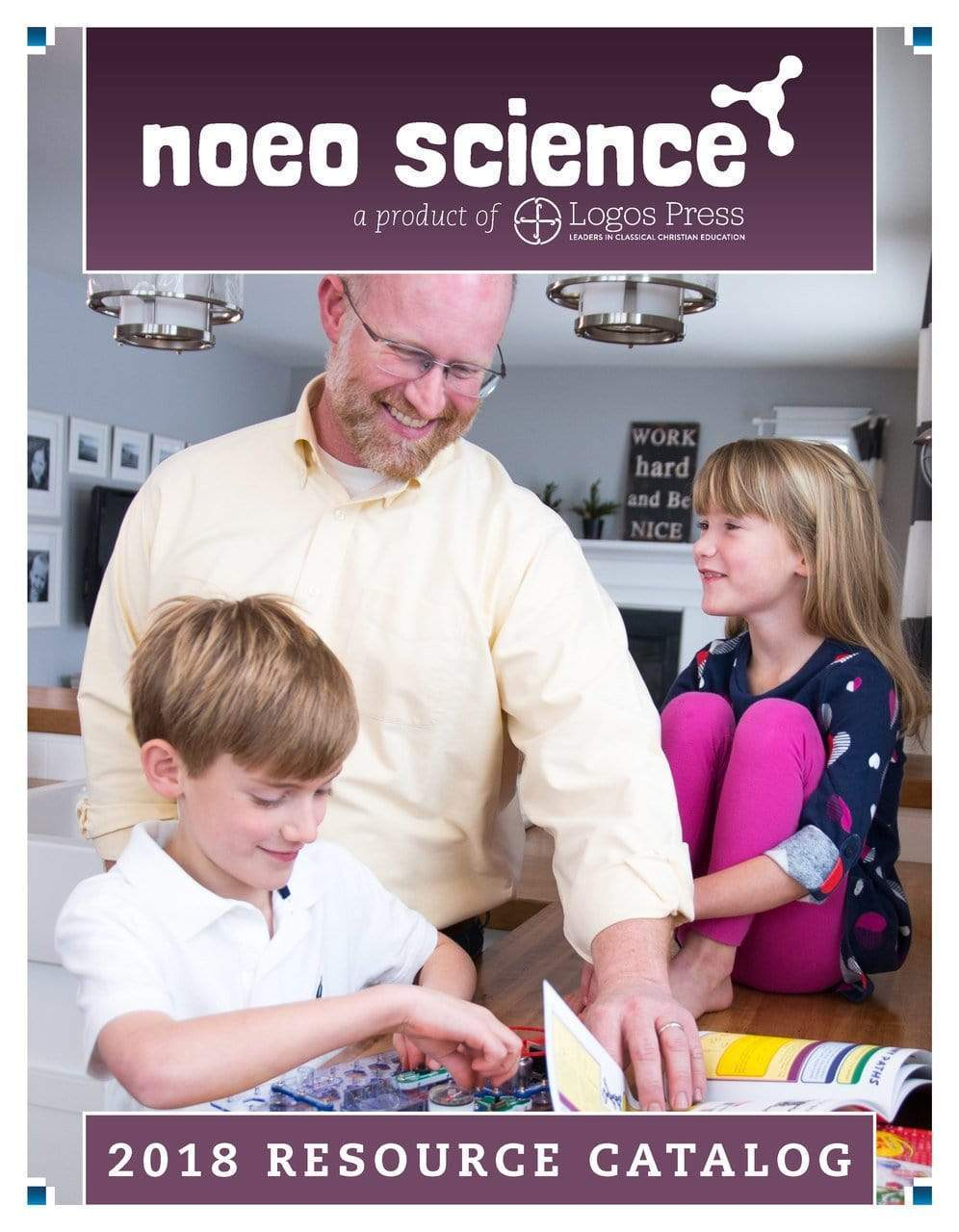 Canon Press & Noeo Science Curriculum Catalog 2019