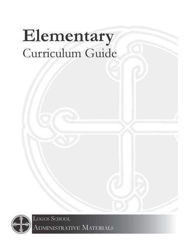 Complete Elementary Curriculum Guide (Download)