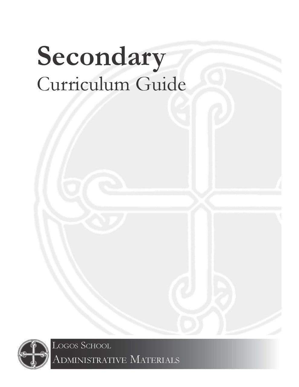 Complete Secondary Curriculum Guide (Download)