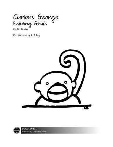 Curious George – Reading Guide (Download)