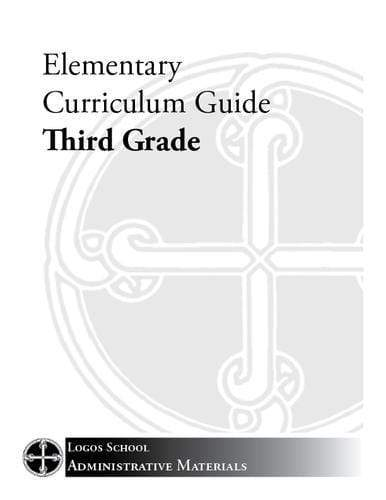 Elementary Curriculum Guide – 3rd Grade (Download)