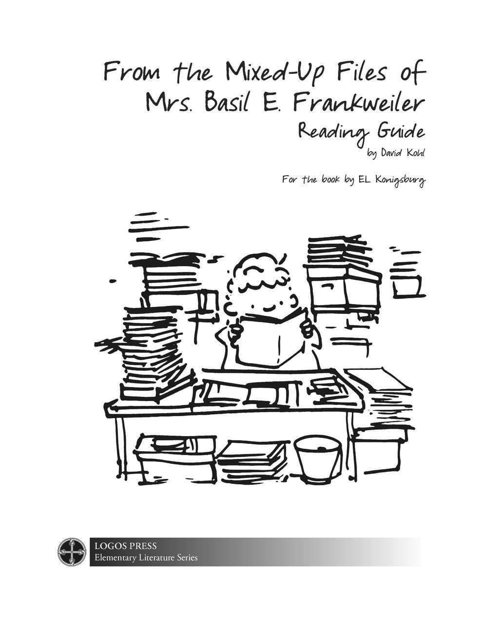 From the Mixed up files of Mrs. Basil E. Frankweiler – Reading Guide (Download)