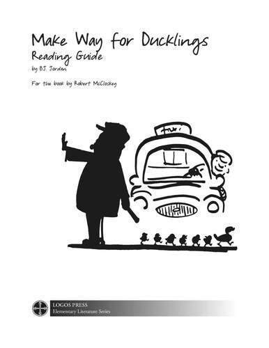 Make Way for Ducklings – Reading Guide (Download)