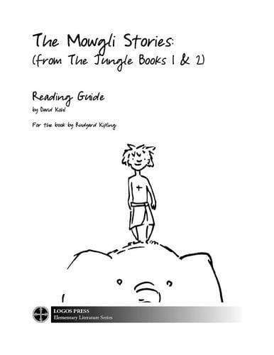 Mowgli's Stories (from The Jungle Books 1 & 2) – Reading Guide (Download)