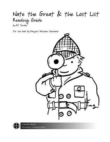 Nate the Great and the Lost List – Reading Guide (Download)