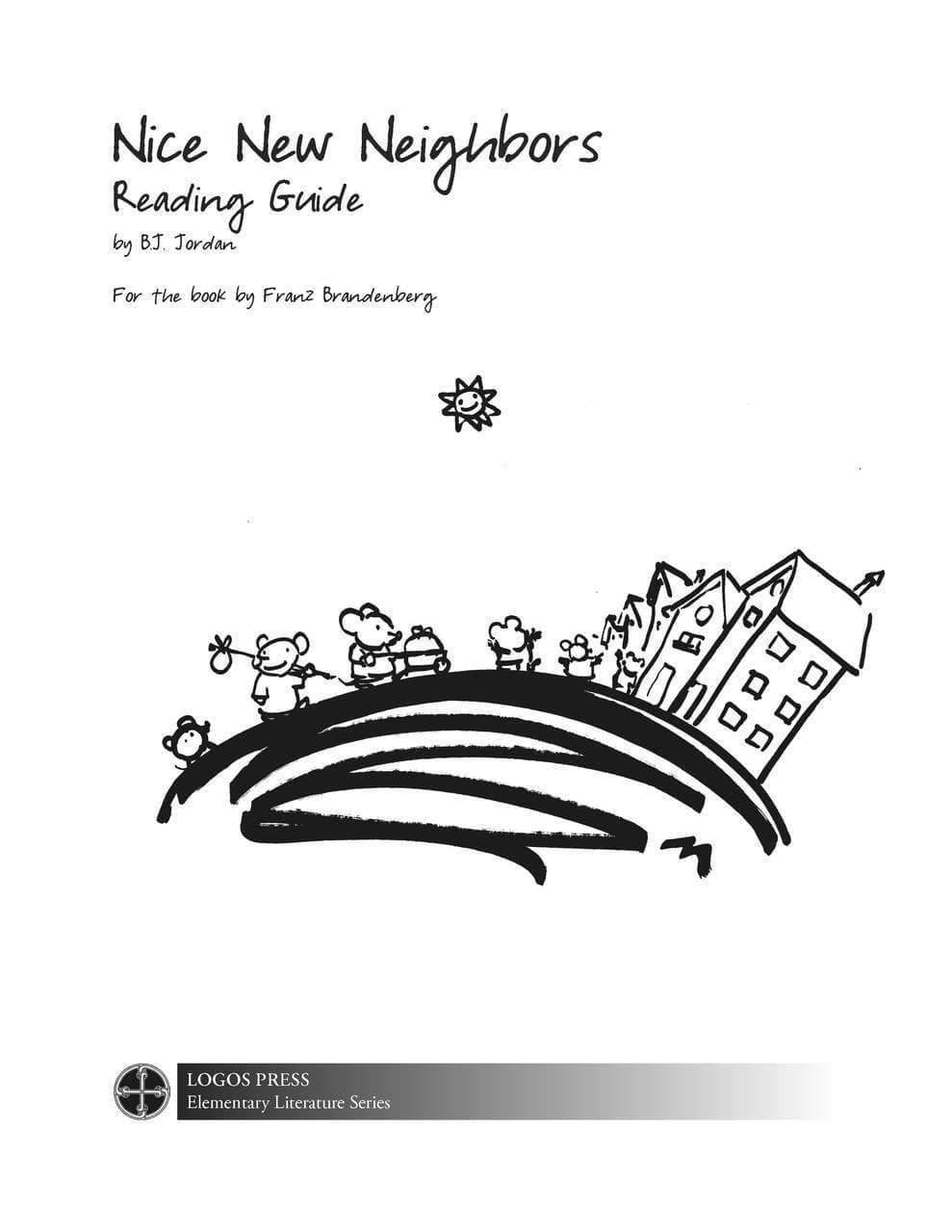 Nice New Neighbors – Reading Guide (Download)