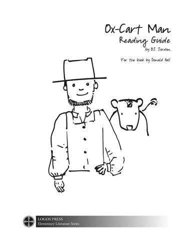 Ox-Cart Man – Reading Guide (Download)