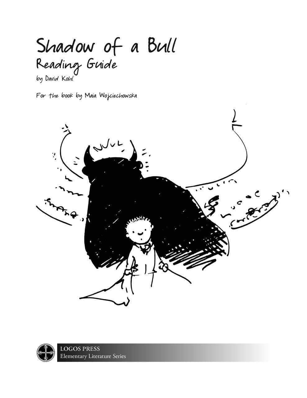 Shadow of a Bull – Reading Guide (Download)