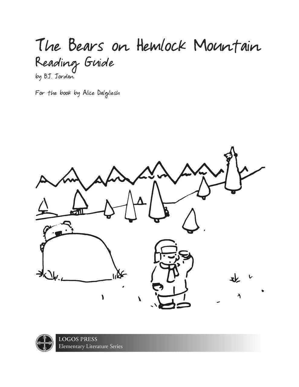 The Bears on Hemlock Mountain – Reading Guide (Download)