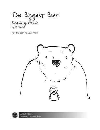 The Biggest Bear – Reading Guide (Download)