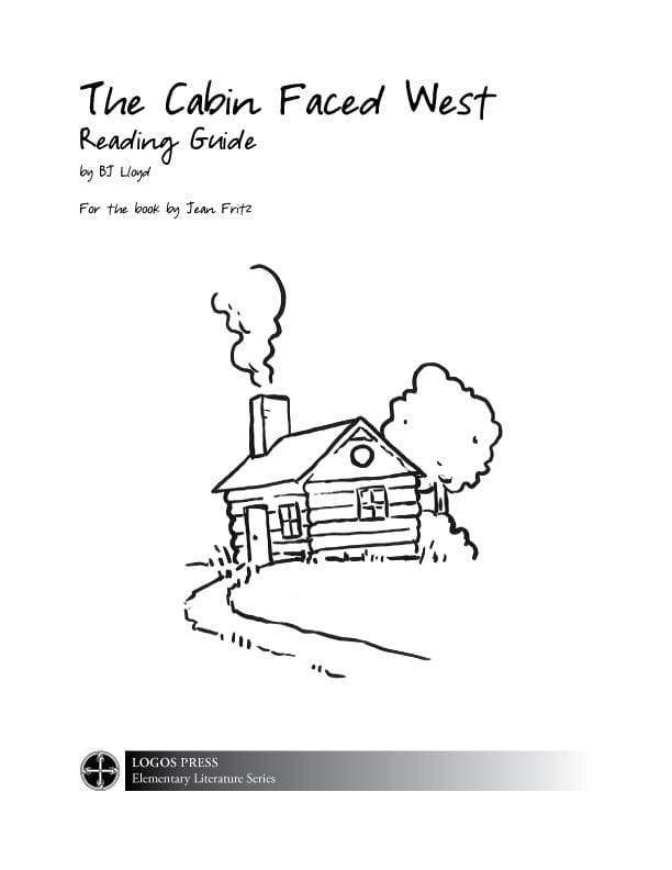 The Cabin Faced West – Reading Guide (Download)