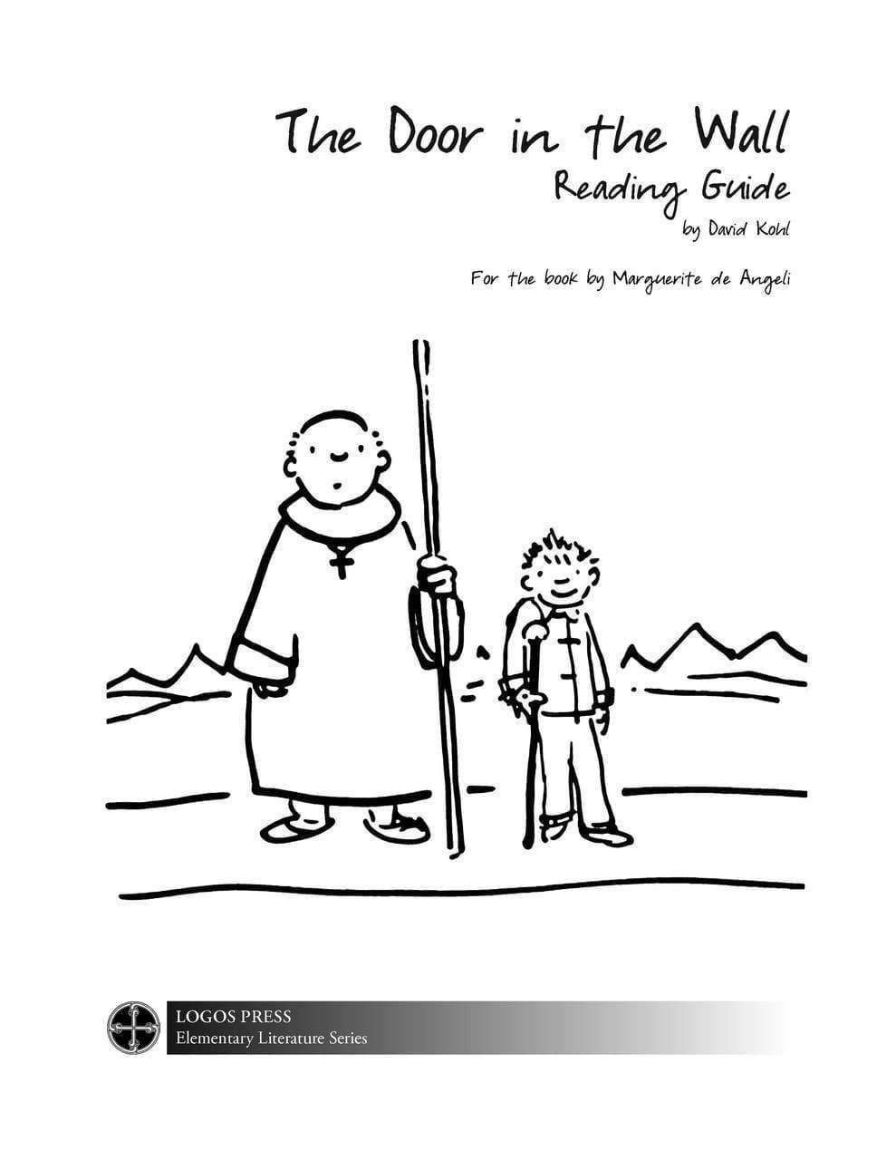 The Door in the Wall – Reading Guide (Download)