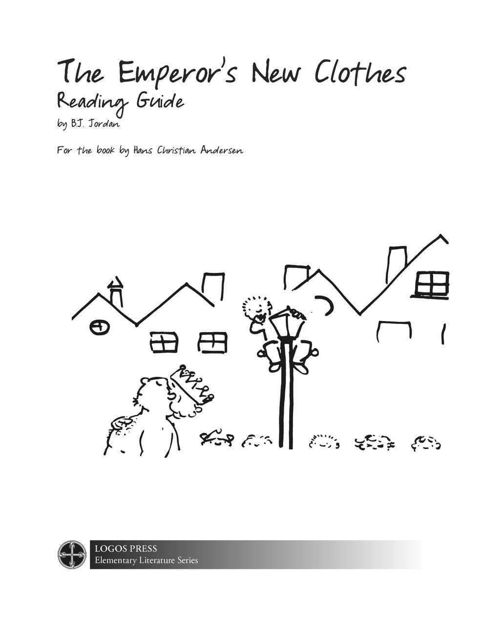 The Emperor's New Clothes – Reading Guide (Download)