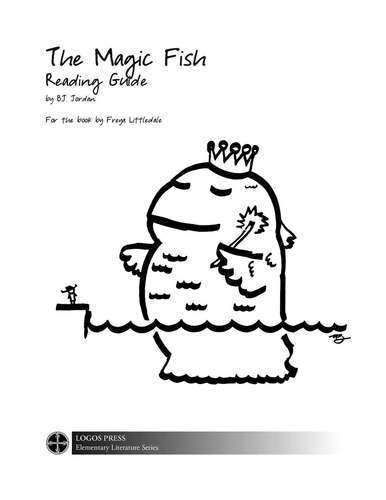 The Magic Fish – Reading Guide (Download)