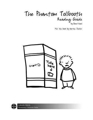 The Phantom Tollbooth – Reading Guide (Download)