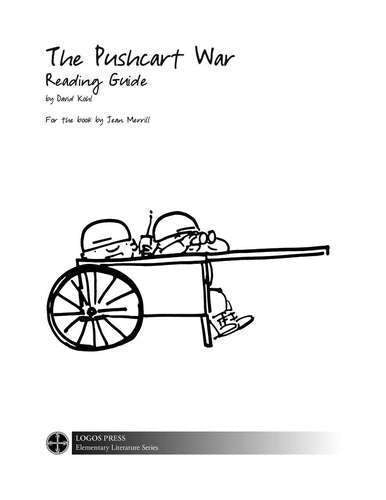 The Pushcart War – Reading Guide (Download)