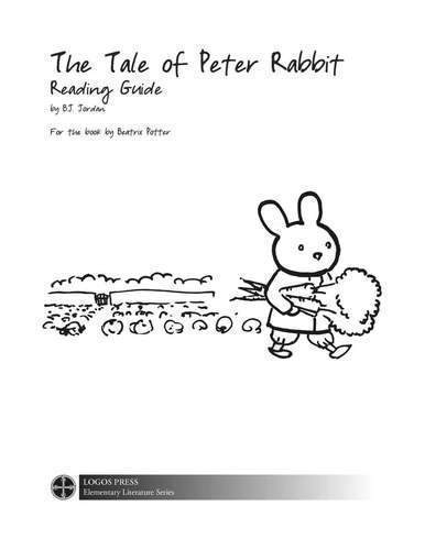 The Tale of Peter Rabbit – Reading Guide (Download)