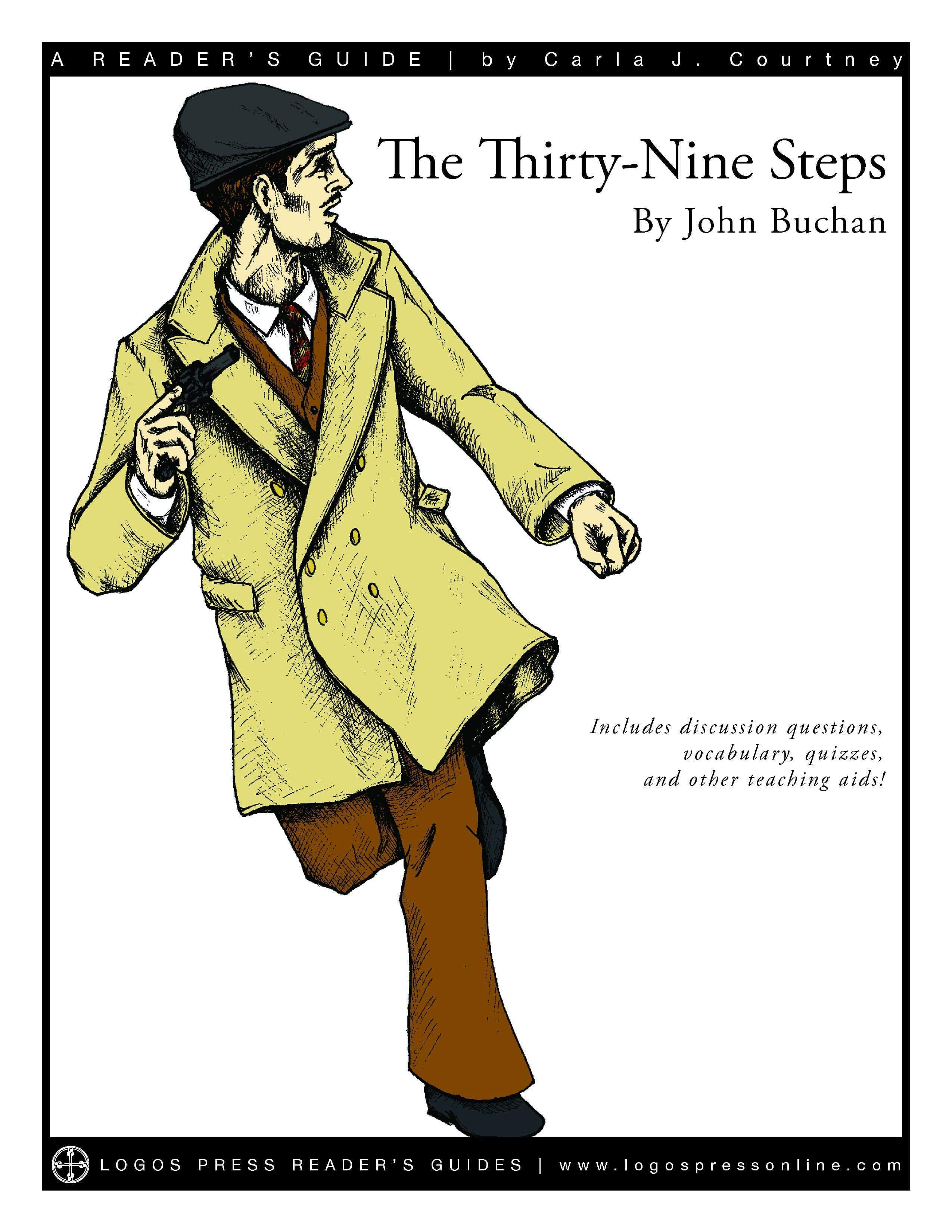 The Thirty-Nine Steps – Reading Guide (Download)