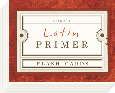 Latin Primer 1: Flash Cards