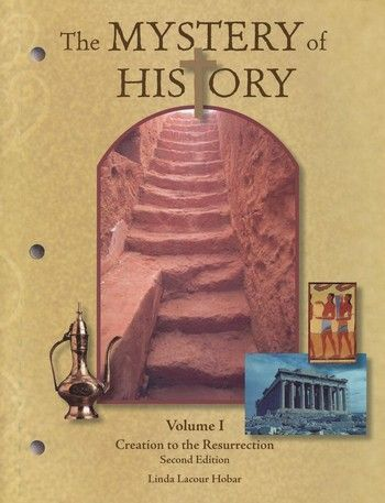 The Mystery of History, Volume I Textbook and Digital Companion