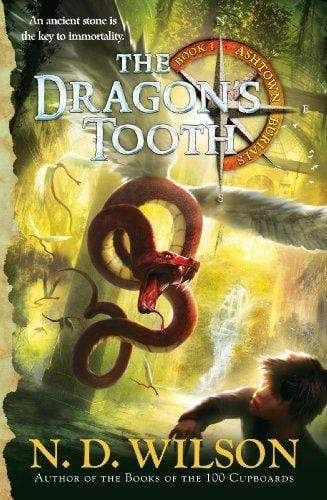 The Dragon's Tooth: Ashtown Burials #1 (paperback)