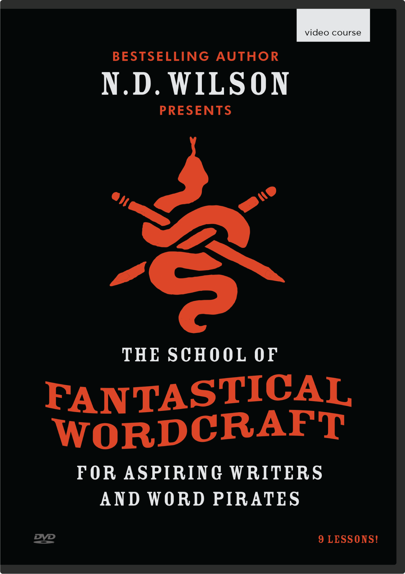 N.D. Wilson's School of Fantastical Wordcraft (DVD)