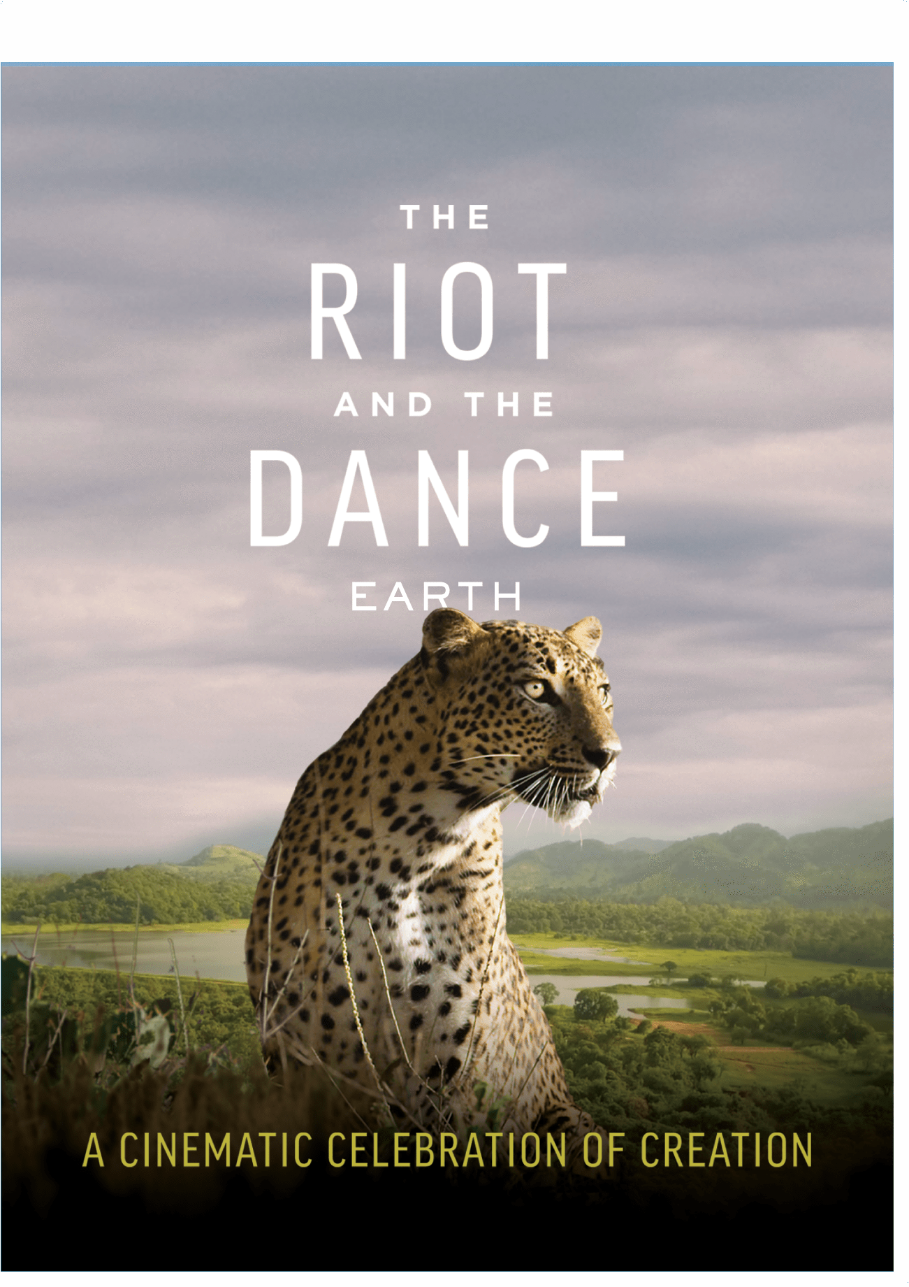 The Riot and the Dance Blu-ray