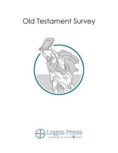 Old Testament Survey Package
