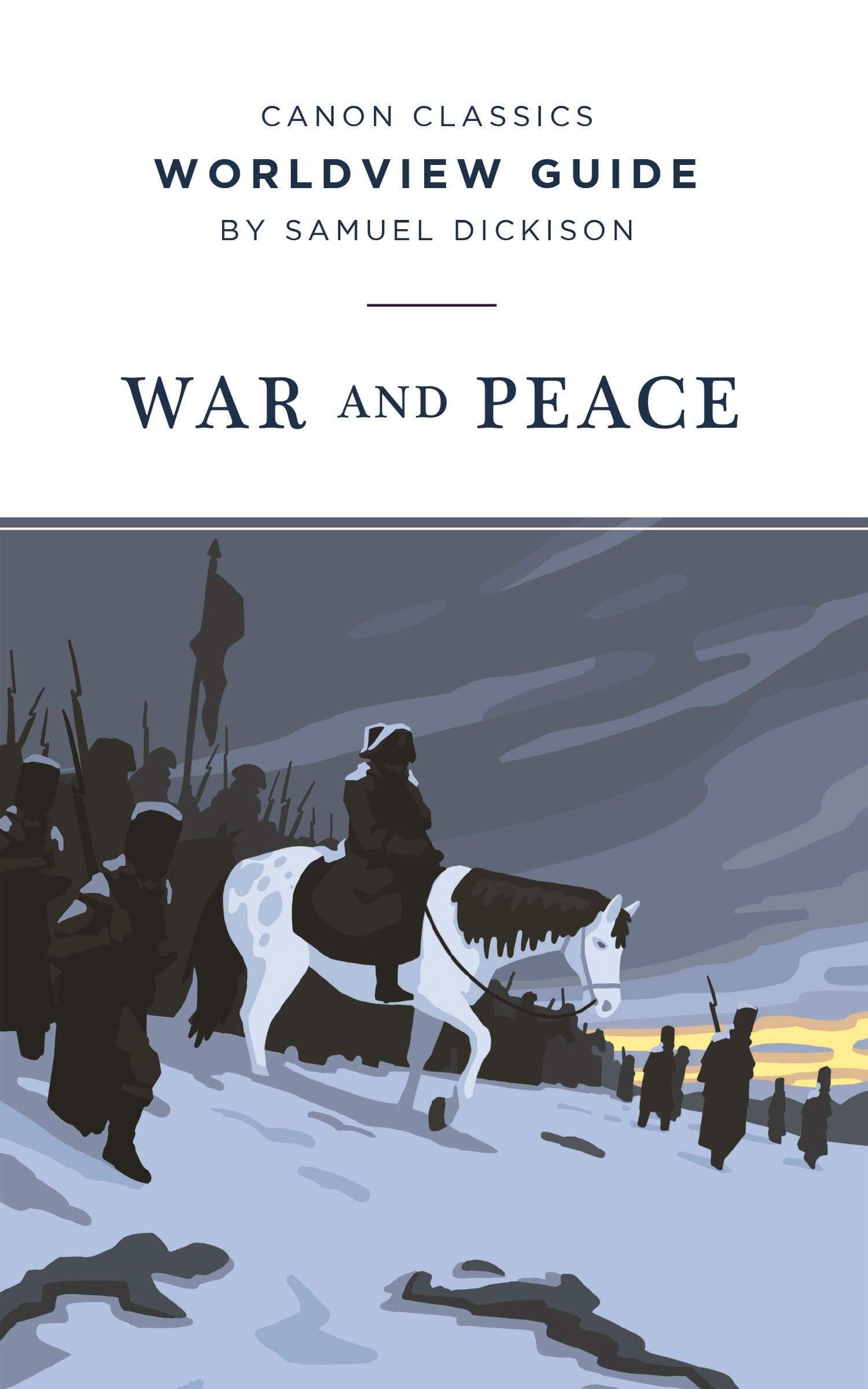 Worldview Guide for War and Peace