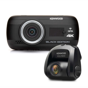 Dash Cam & Rear Cam Black Edition