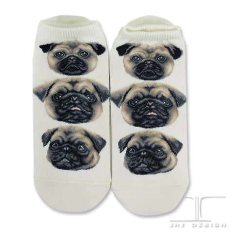 Dogs Ankles - Pugs