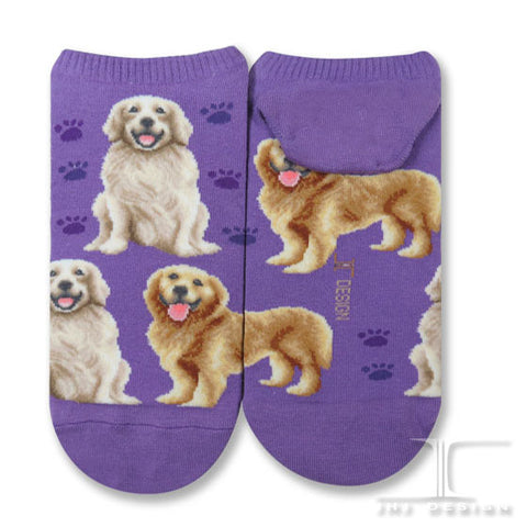 Dogs Ankles - Golden Retriever