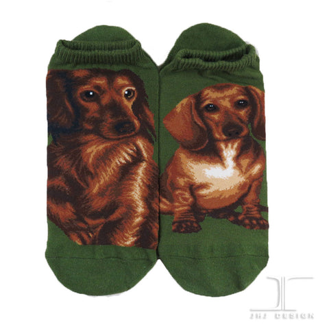 Dogs Ankles - Dachshund