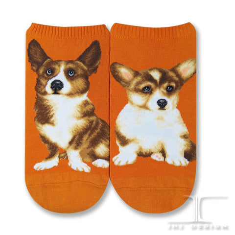 Dogs Ankles - Welsh Corgi One Size