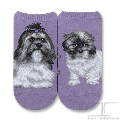 Dogs Ankles - Shih Tzu One Size