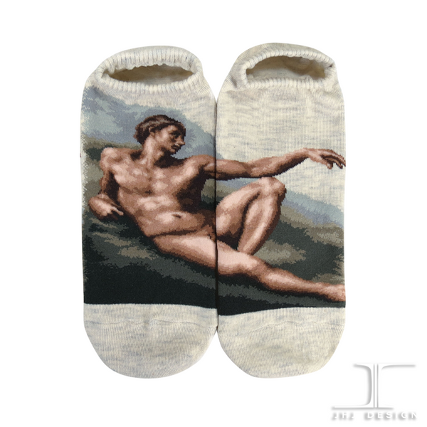 Masterpiece Ankles - ADAM - Creation of Adam