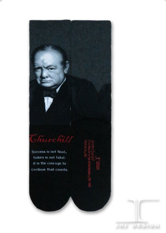 Portraits - Churchill