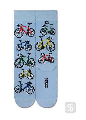 Chaossocks - Bicycles(L)