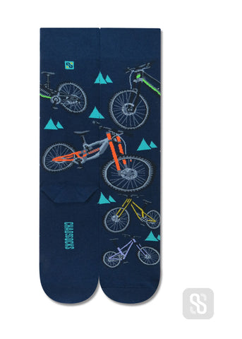 Chaossocks - Mountain Bike(L)