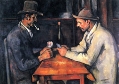 Masterpiece - The Card Player