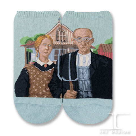 Masterpiece Ankles - American Gothic