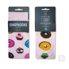 Chaossocks - Food & Drinks - Donuts